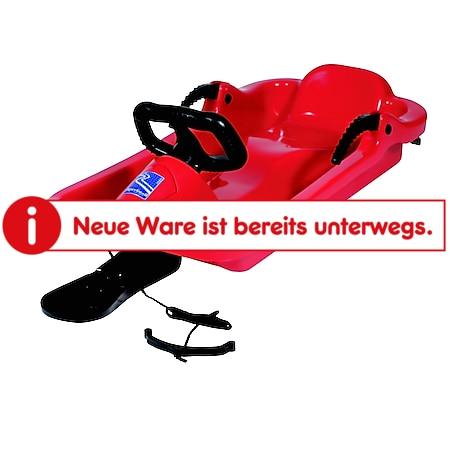 AlpenGaudi Drive Schlitten   versch. Farben   rot - Bild 1