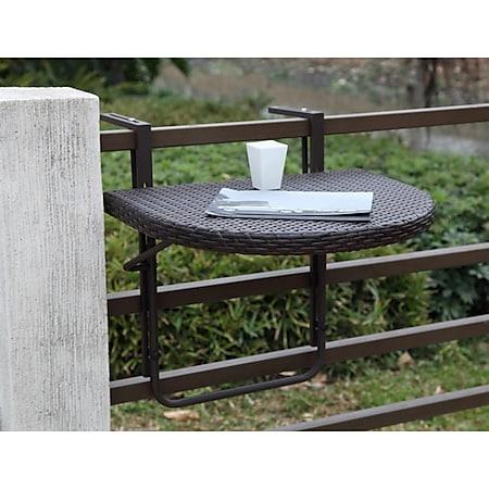 Garden Pleasure Balkon-Hängetisch Agra - Bild 1
