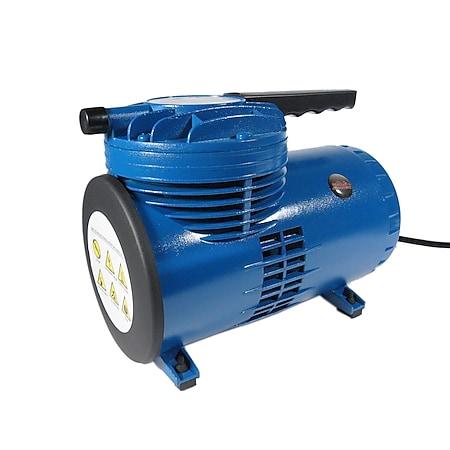 Mauk AirBrush Kompressor Set ölfrei inkl. Farbe und Farbpistole - Bild 1