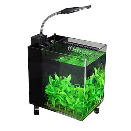 Nano Zuchtaquarium 7 Liter - Bild 1