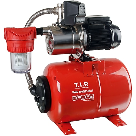 T.I.P. HWW 1000/25 Plus F Hauswasserwerk - Bild 1