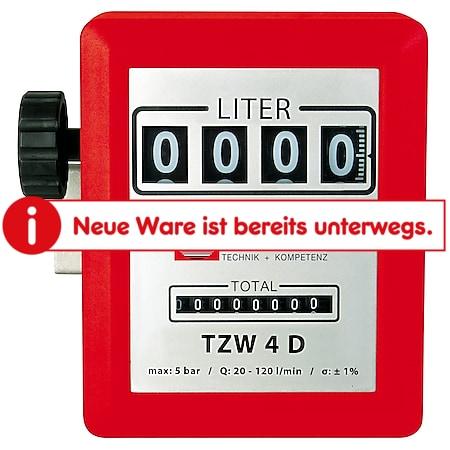 T.I.P. TZW 4 D Zählwerk für Pumpen - Bild 1