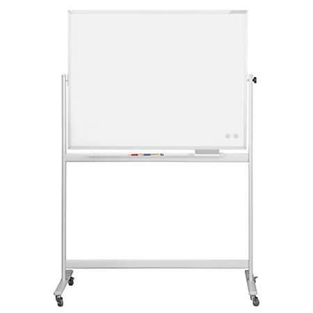 magnetoplan Design-Whiteboard SP, mobil - 1200 x 900 mm - Bild 1
