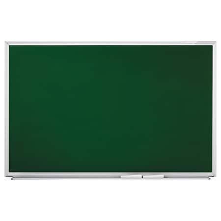magnetoplan Design-Kreideboard SP, grün - 1200 x 900 mm - Bild 1