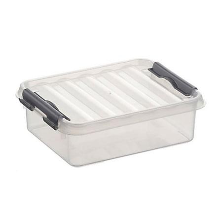 BRB Stapelbehälter 2 liter, 5 Stück - Bild 1