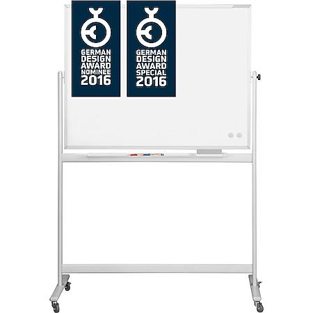 magnetoplan Design-Whiteboard CC, mobil - 2000 x 1000 mm - Bild 1
