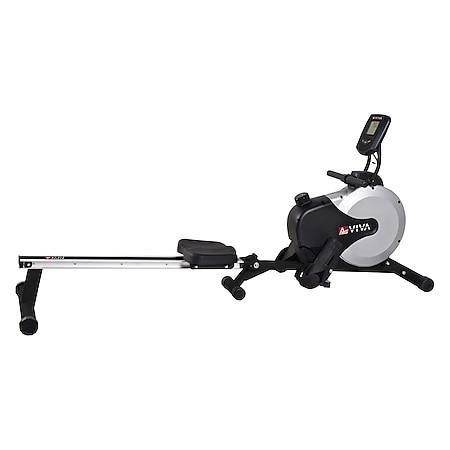 AsVIVA RA11 Rower Rudergerät schwarz - Bild 1