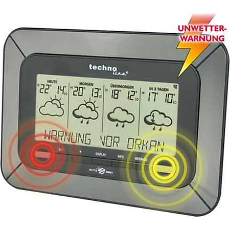TechnoLine WD 4920  WetterDirekt Station - Bild 1