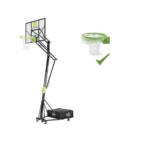 EXIT Galaxy Portable Basketballkorb mit dunkring - Bild 1