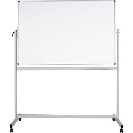 MAUL Mobiles Whiteboard MAULstandard, drehbar - 120 x 220 cm - Bild 1
