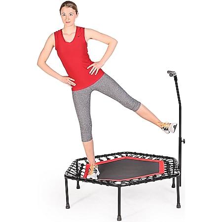 SPORTPLUS Fitness Trampolin SP-T-110 - Bild 1