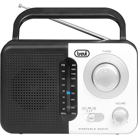 Trevi RA 768 S portables 2 Band AM/FM-Radio - weiß - Bild 1