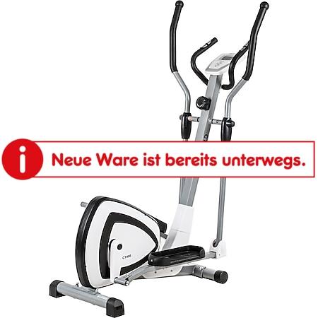 Motive Fitness by U.N.O. Crosstrainer CT 400 weiß/schwarz - Bild 1