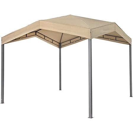 """Tepro Pavillon """"Marabo"""" taupe - Bild 1"""