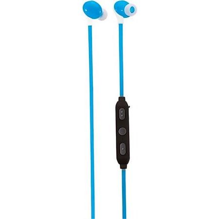 Caliber MAC060BT/A kabelloser Bluetooth In-Ear Kopfhörer - blau - Bild 1