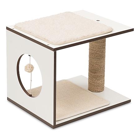 Vesper Katzenmöbel V-stool weiß - Bild 1