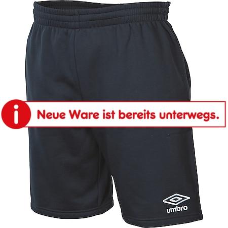 Umbro Herren Sweatshort - Dunkelblau, Gr. XL - Bild 1