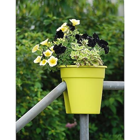 Blumentopf Flowerclip 3-er Set - Bild 1