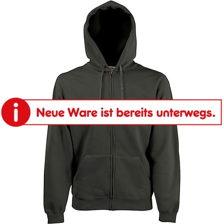 Fruit of the Loom Hoodie Anthrazit - Bild 1