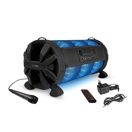 Caliber HPG 519BTL tragbarer Bluetooth 2.1 Röhren Lautsprecher - Bild 1