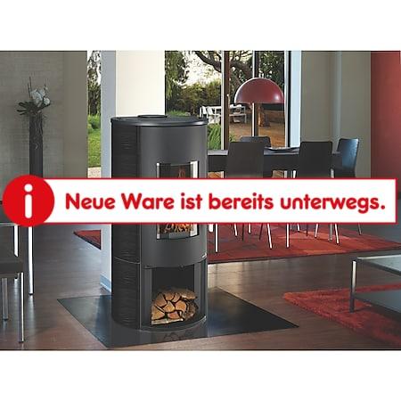 "Wamsler ""Vitus"" Keramik Kaminofen, schwarz - Bild 1"