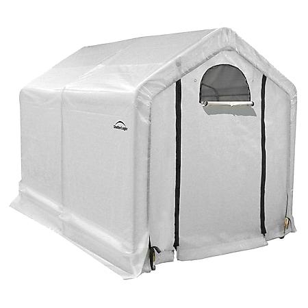 ShelterLogic Gewächshaus 4,32m² inkl. Regal - Bild 1