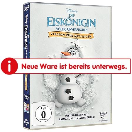 Walt Disney Die Eiskönigin-völlig unverfroren DVD - Bild 1