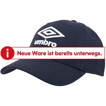 UMBRO Cap in navy - Bild 1
