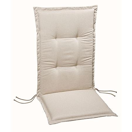 BEST Sesselauflage hoch STS 120x50x7cm | versch. Farben - Bild 1