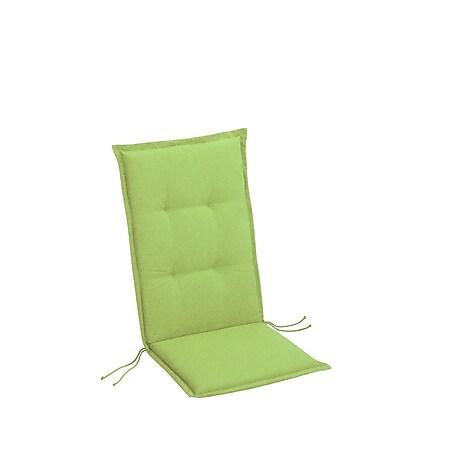 BEST Sesselauflage hoch STS 120x50x7cm   versch. Farben - Bild 1