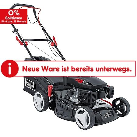 Scheppach LM161-46S Benzin-Rasenmäher mit Randantrieb - Bild 1