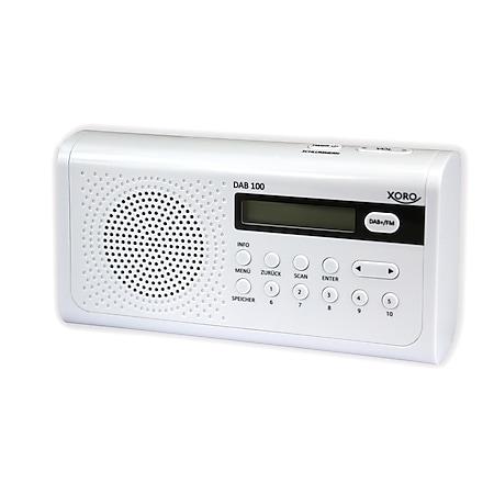 XORO DAB 100 DAB/DAB+/FM Radio - Bild 1