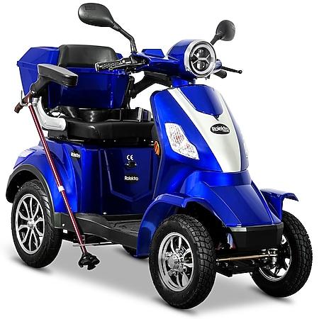 Rolektro E-Quad 25, Blau, 1000 Watt - Bild 1