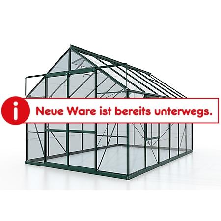 Vitavia Meridian Gewächshaus 2 9900 ESG3mm, smaragd - Bild 1