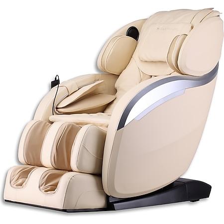 Home Deluxe Massagesessel Dios V2, beige - Bild 1