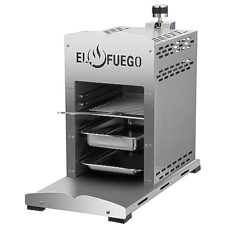 El Fuego Steakgrill AY0422 inkl. Zubehör - Bild 1