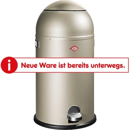 Wesco Liftmaster Abfalleimer - mit Dämpfer 33 Liter, neusilber - Bild 1