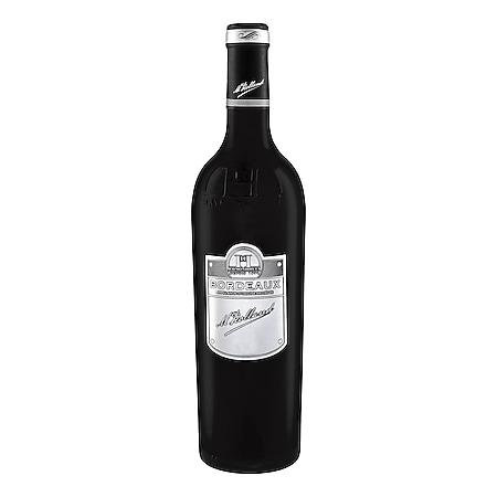 M. Rolland Bordeaux AOP rot 13,5 % vol 0,75 Liter - Bild 1