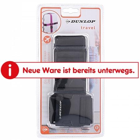 DUNLOP Koffergurt - schwarz - Bild 1