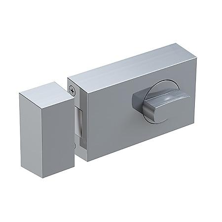 BASI KS 500-70 Kastenzusatzschloss, edelstahl - Bild 1