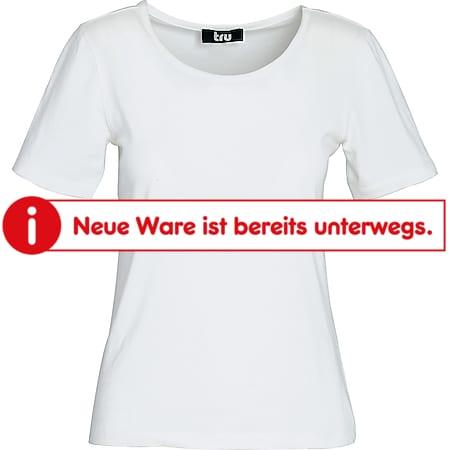tru Damen T-Shirt - weiß, Gr. S - Bild 1
