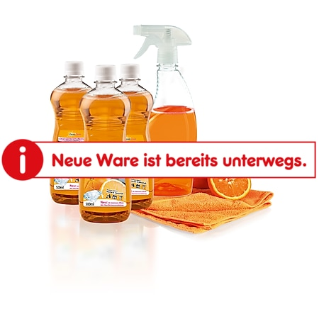 Clever Clean Orangenkraftreiniger 5tlg. - Bild 1