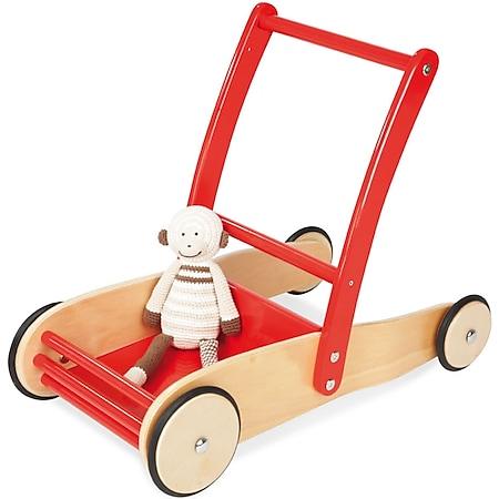 Pinolino Lauflernwagen 'Uli', rot - Bild 1