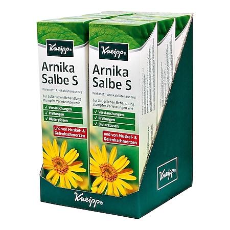 Kneipp Arnika Salbe 100 g, 6er Pack - Bild 1