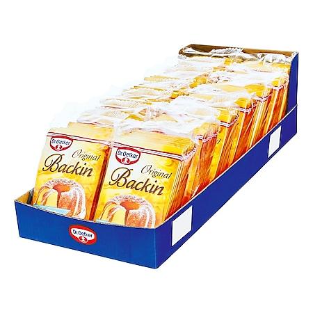 Dr. Oetker Backpulver für 5 kg Mehl, 14er Pack - Bild 1