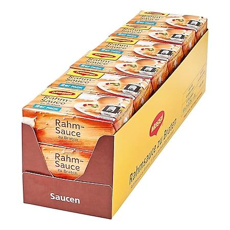 Maggi Rahmsauce zu Braten ergibt 500 ml, 18er Pack - Bild 1