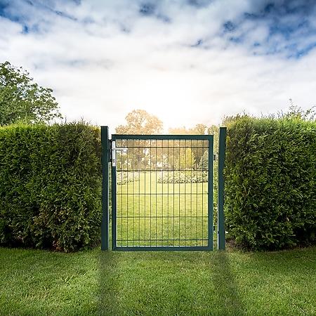 Home Deluxe Gartentor, grün, 0,8 m - Bild 1