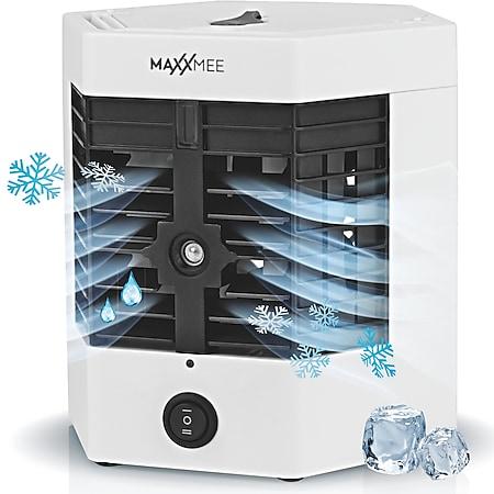 MAXXMEE Luftkühler mit Befeuchtung 4W weiß - Bild 1