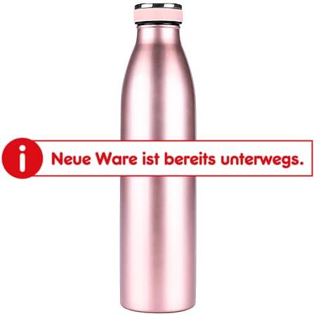 Thermoflasche rose - Bild 1