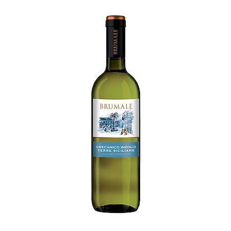 Brumale Grecanico Inzolia Terre Siciliane IGT 12,0 % vol 0,75 Liter - Bild 1